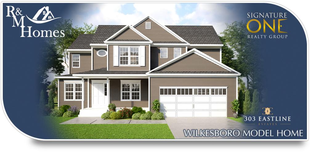 Wilkesboro Model Home
